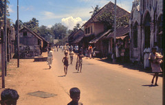 Cochin  1960, wonderful streetscene - by pizzodisevo (first of all, my health)