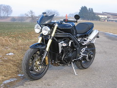 Speed Triple 1050 01 (Triple inside) Tags: speed triumph speedy triple speedtriple
