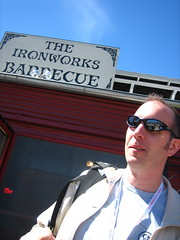 The Duke at the Ironworks