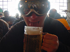 apres ski (Peter Urwin) Tags: winter snow ski france snowboarding skiing apresski snowboard tignes blizzard offpiste