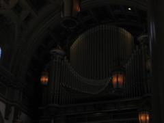 The organ pipes (ajepst) Tags: chorus pipes 2006 richmond organ masterworks cathedralofthesacredheart richmondchoralsociety