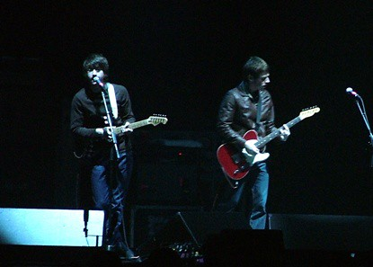 Arctic Monkeys - Toronto - ACC - March 20, 06 © Groove Bass Gurl
