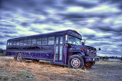 Not your Every Day School Bus