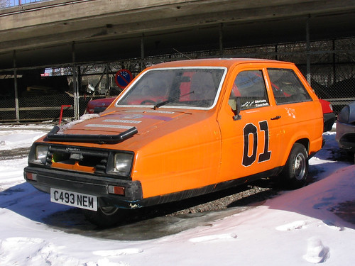 Dukes of Reliant Robin