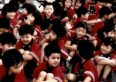 pick one (Mr.  Mark) Tags: boy red deleteme8 cute girl japan children japanese yahoo kid asia flickr child savedbythedeletemegroup been1of100 crowd fv5 parade saveme10 story 500v50f 200 okinawa 100 title naha dig matsuri saveme11 flickrhits topf400 tsunahiki 1000v40f 3000v120f magmag markboucher world100f safedomino