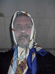 IM000058 (oplpenitz) Tags: scarf headscarf bondage gag silkscarf scarves