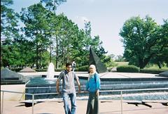 At the Houston Museum (mitsurugi78) Tags: galveston beignet houston visit zahid