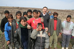 Gypsies in Bulgaria (Rivard) Tags: vineyard sofia bulgaria gypsies