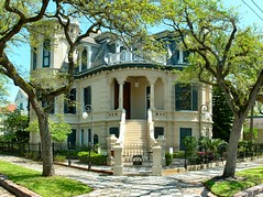 1890 Trube Castle () Tags: house galveston castle beach architecture island texas district hurricane 1800s victorian houston historic east era end historical ike galvestonisland 1890 eastend trube trubecastle  top20texas