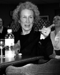 Margaret Atwood raises the bid to $650