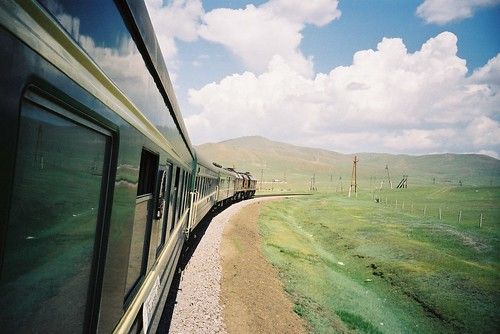 Trans Siberian by Boccaccio1, on Flickr