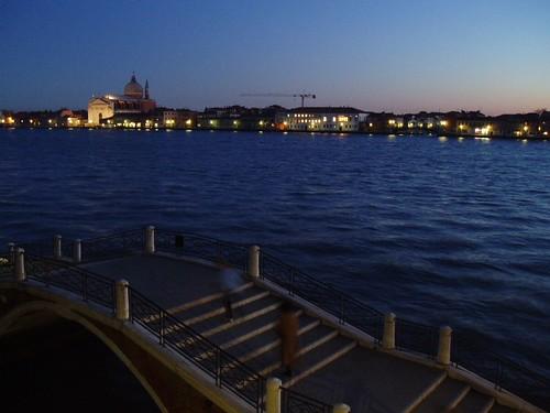 Canal de la Giudecca, vespre