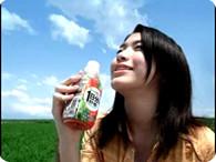 成海璃子_1日分の野菜『野菜食べる 篇』-4