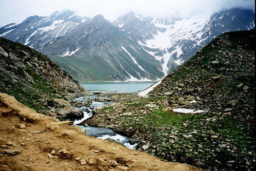 Sheshnag Lake-Amarnath Yatra Series