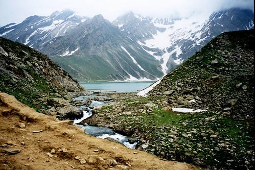 Sheshnag Lake - Amarnath Yatra