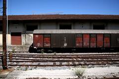 on the way to pisa (* tathei *) Tags: city travel italy train canon eos europe italia pisa tuscany 5d dslr toscana 28135mmis