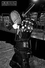 IMG_7234 (Neil Keogh Photography) Tags: antihero armour batman black comics cosplay cosplayer dc dccomics deathstroke fortheloveofscifi2016 gun hero jacket leatherjacket male mask new52 orange red silver sladewilson villain