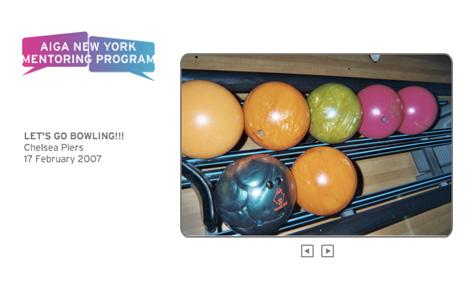 AIGA NY Mentoring Program