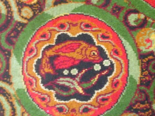 This Carpet Smells Fishy