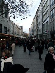 Kaufingerstrasse: Munich's busiest shopping street