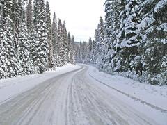 Snow Road (quinet) Tags: snow winter road ice manningpark britishcolumbia
