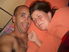 Two ugly freaks in love