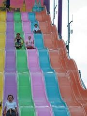 CNE Summer 2004 (Modern Times) Tags: amusementparks amusementpark friends toronto cne theex fair carnival midway ride rides amusement