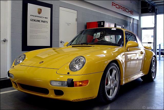 porsche 911 turbo 993