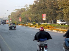 islamabad-club road (zasami) Tags: pakistan islamabad 2005 december autumn tree trees plants landscape