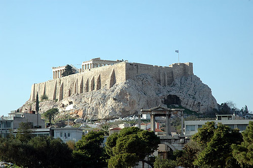 The Acropolis por caribb.