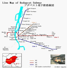 budapest (interfaced) Tags: informationdesign infographics map