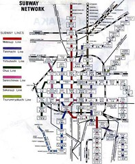 osaka.subwaymap (interfaced) Tags: informationdesign infographics map