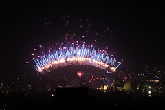 Happy New Year from Sydney, Australia!