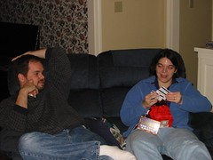 Chele & Chris (hilltopc73) Tags: christmas2005 chele chris