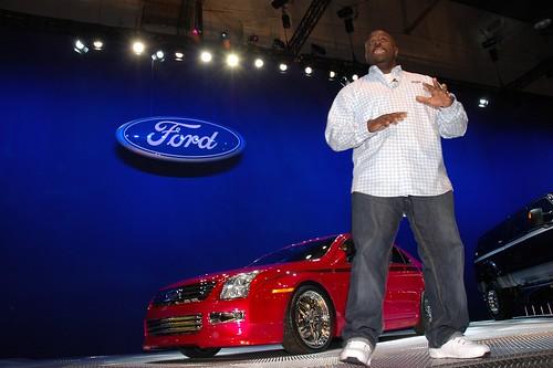 Funk Master Flex Ford Fusion