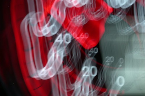 blur speed speedometer kineticphotography