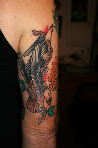 Two Eagles Tattoo