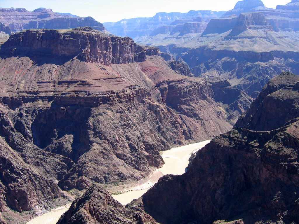 From Plateau Point