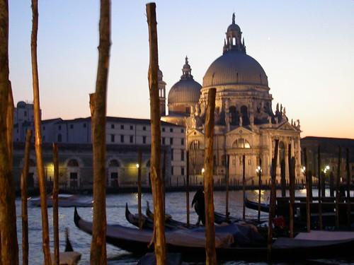 Calles de Venecia Foto
