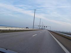Öresund bridge (Oliver Wilke) Tags: bridge denmark sweden brücke öresund oeresund öresundbrücke oeresundbridge