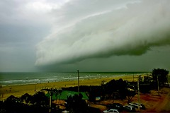 Arrival of a cold front (Irishmanlost) Tags: brazil cloud storm praia beach weather topv111 brasil clouds 1025fav wow topv333 santacatarina rinco balneriorinco irishmanlost