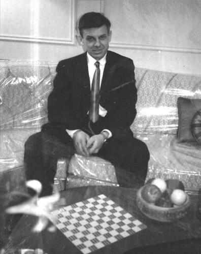 Joe Wilner, early 60s
