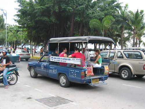 Baht Bus!