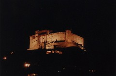 Baltit by night (Tallabomba) Tags: travel hunza pakistan