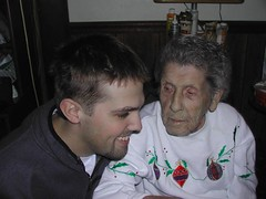 Christmas with Matt 2005 056 (Fran's Family) Tags: matt grannie