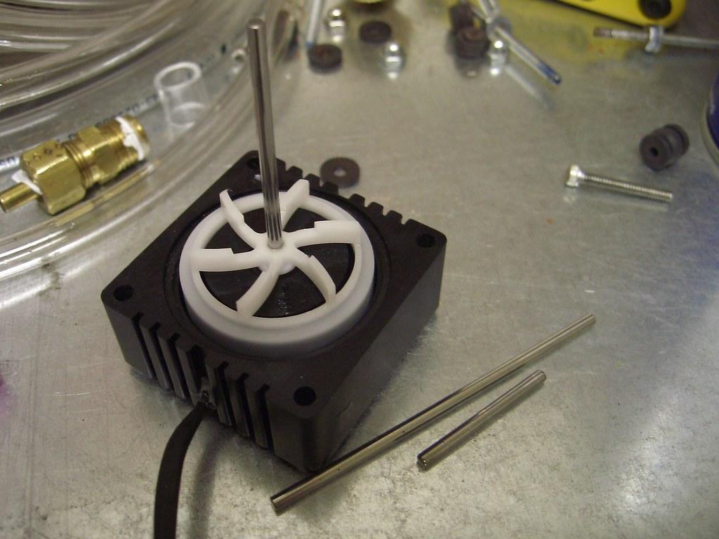Bent Rotor