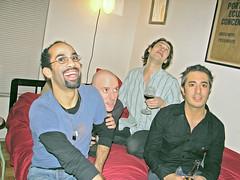 Billy's-bday-the-sitcom (The Guncle) Tags: billysbday06 mypeeps daniel haroun billy xavier