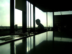 at work (ubiquity_zh) Tags: office library eth eke hnggerberg hoenggerberg ll100
