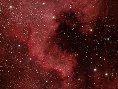 NGC7000 (-mrh) Tags: nebula astrophotography cygnus ngc7000 st2000xme tv85 Astrometrydotnet:status=solved Astrometrydotnet:version=11264 Astrometrydotnet:id=alpha20090563823132