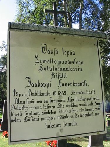 Jaakoppi Lagerkrantsi